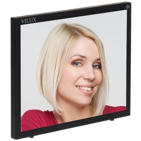 "MONITOR VGA, 2XVIDEO, HDMI, AUDIO, TELECOMANDA VMT-176M 17 "" VILUX"